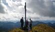 Gipfel Nr. 1: Hohe Matona